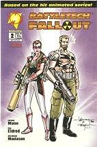 Battletech Fallout #2 January 1995 (Based on…