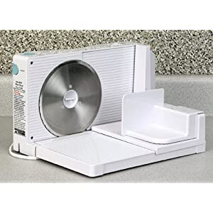 Harbor Freight Tools Compact Food Slicer Electric Slicers