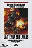Tierra en llamas, La (Spanish Edition)