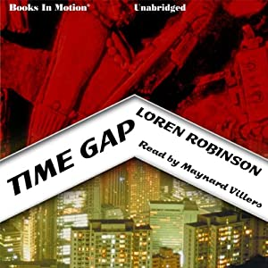 Time Gap Audiobook