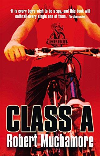 2: Class A: Bk. 2 (CHERUB)