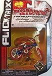 Flick Trix Toy - Die Cast Bomber Bike...