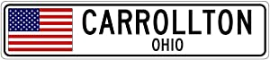Carrollton City Sign