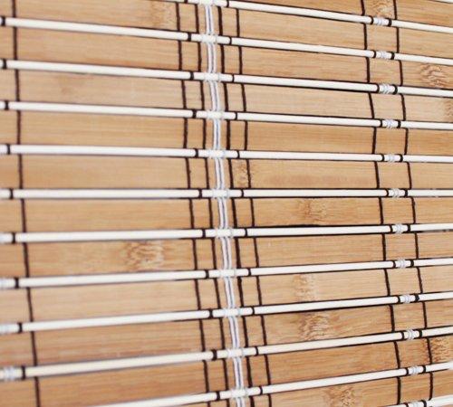 Raffrollo aus Bambus