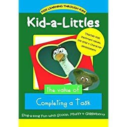 Kid-a-Littles: Completing A Task