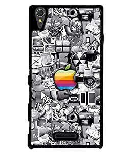 SONY XPERIA T3 BACK COVER CASE BY instyler