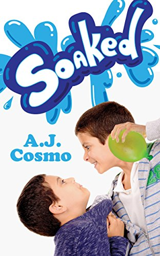 Soaked by A. J. Cosmo ebook deal