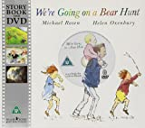We're Going on a Bear Hunt (Book & DVD) Michael Rosen