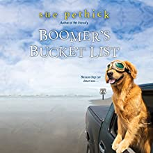 Boomer's Bucket List Audiobook by Sue Pethick Narrated by Cassandra Campbell