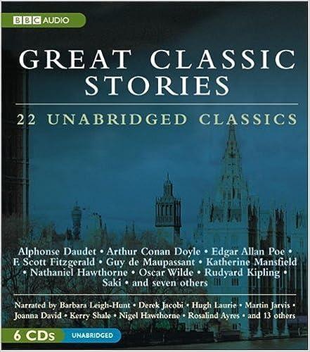 Great Classic Stories - 22 Unabridged Classics - Various