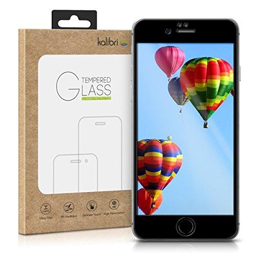kalibri-Echtglas-Displayschutz-fr-Apple-iPhone-6-6S-3D-Curved-Full-Cover-Screen-Protector-mit-Rahmen-in-Schwarz