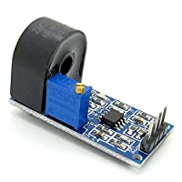 SenMod 5A Range Monophase AC Onboard Precision Miniature Current Transformer Module from SenMod