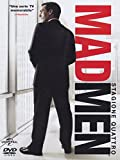 Mad men - season 04 (4 dvd) box set dvd Italian Import