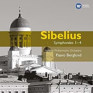Sibelius : Symphonies n°1 à 4