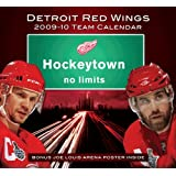 2009-10 Detroit Red Wings Wall Calendar