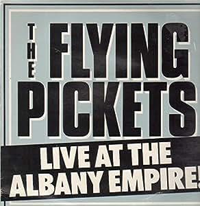 PICKETS LIVE AT THE ALBANY EMPIRE vinyl record - Amazon.com Music
