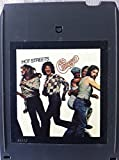 CHICAGO Hot Streets 8 track tape 1978 Original Alive Again No Tell Lover