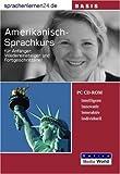 echange, troc Udo Gollub - Sprachenlernen24.de Amerikanisch-Basis-Sprachkurs CD-ROM für Windows/Linux/Mac OS X (Livre en allemand)