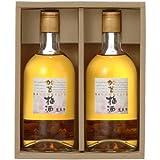 萬歳楽 加賀梅酒セット (720ml×2本)