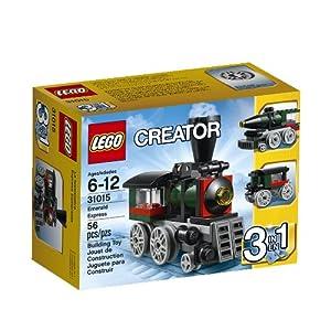 LEGO Creator 31015 Emerald Express by LEGO Creator