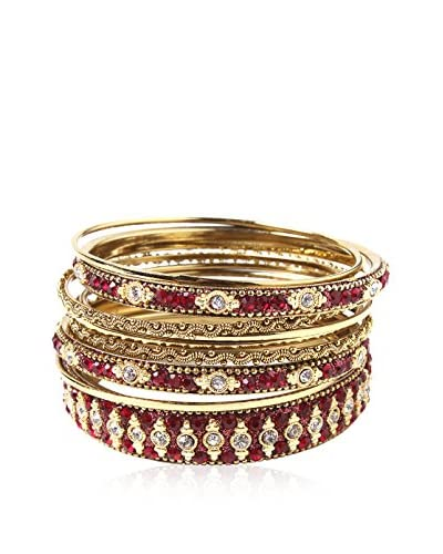 Amrita Singh Bracciale Rigido Keya Bangle Set