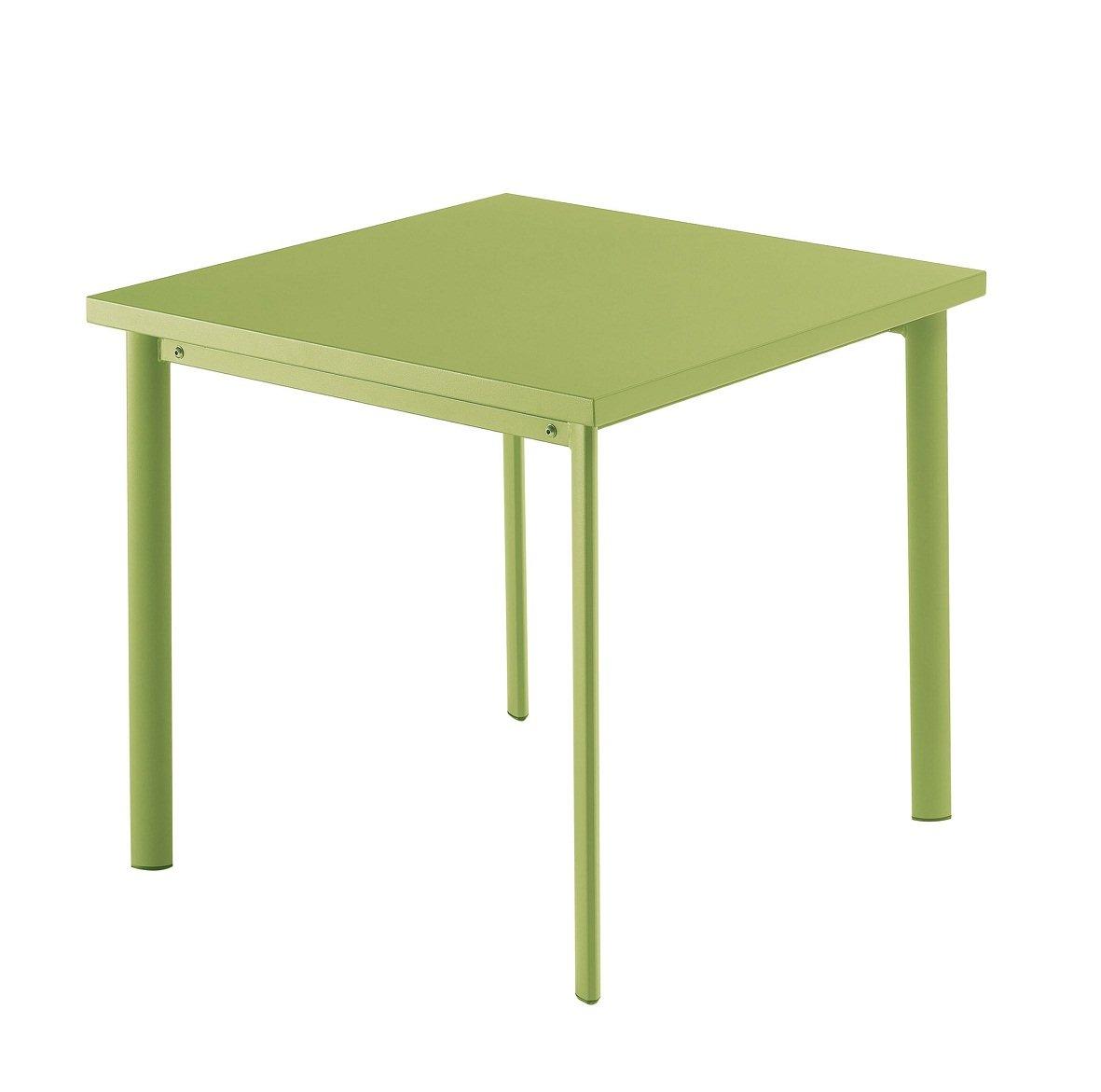 Emu 303056000 Star Tisch 305, 70 x 70 cm, pulverbeschichteter Stahl, grün bestellen