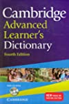 Cambridge Advanced Learner's Dictiona...