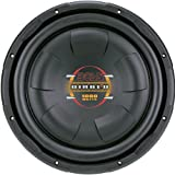 "NEW 10"" Diablo Series Low Profile Subwoofer (Car Audio & Video)"