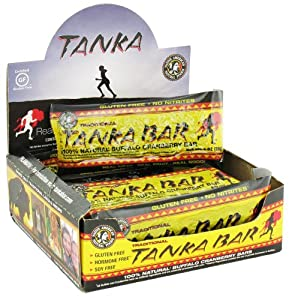 Tanka Bar - Buffalo Cranberry Bar Traditional by Tanka Bar