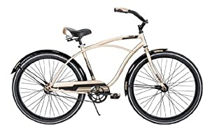 26 Huffy Cranbrook Cruiser Bike, Gold by Huffy