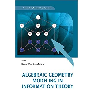 Algebraic Geometry Modeling in Information Theory (Series on Coding Theory and Cryptology)