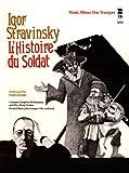 img - for Music Minus One Trumpet: Stravinsky L'Histoire du Soldat (Septet; Sheet Music & CD) book / textbook / text book