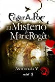 img - for EL MISTERIO DE MARIE ROGET (Icaro) (Spanish Edition) book / textbook / text book