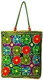 Craftshraft Women's Shoulder Bag (craft-53, Green)
