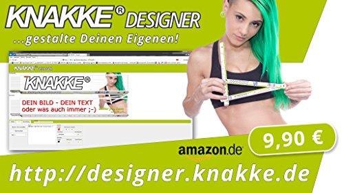 Zollstock-KNAKKE-mit-dem-man-zustzlich-Durchmesser-messen-kann-Erst-hier-bestellen-und-dann-mit-dem-Designer-selbst-gestalten-und-beschriften-unter-httpdesignerknakkede