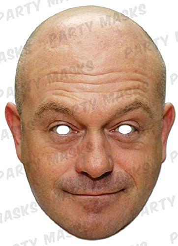 Celebrity Soap Star Grant Mitchell Eastenders Mask-arade Masks