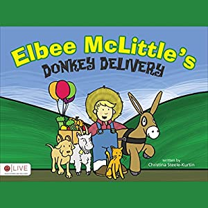 Elbee McLittle's Donkey Delivery Audiobook