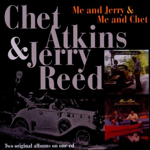 Me & Jerry / Me & Chet