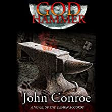 God Hammer Audiobook by John Conroe Narrated by James Patrick Cronin