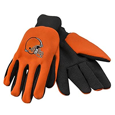 NFL Cleveland Browns Work Gloves
