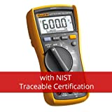 Fluke 117-NIST Handheld Multimeter - Type: Digital, Style: Hand