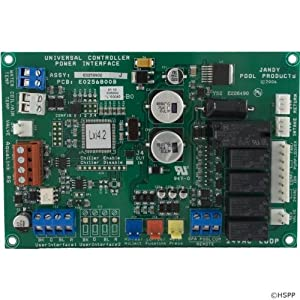 Zodiac R0458200 Universal Power Control Board Replacement for Zodiac Jandy LXi Low... by Zodiac