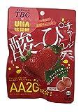味覚糖   酸っぴんチャージグミ イチゴ味  46G×10袋