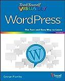Teach Yourself VISUALLY WordPress