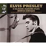 8 Classic Albums Plus Bonus Singles [Audio CD] Elvis Presley