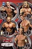 1art1 36919 Poster Wrestling WWE Raw Superstars 91 x 61 cm