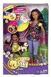 Barbie So In Style S.I.S Pet Fun Fun Doll 2-Pack