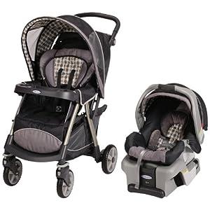 安全座椅海淘:Graco葛莱UrbanLite宝宝推车+安全座椅套装