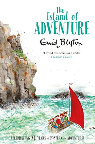 The Island of Adventure (Adventure Series) [Blyton, Enid] (Tapa Blanda)