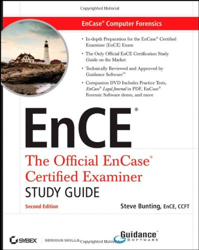 EnCase Computer Forensics, includes DVD: The Official...